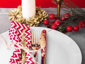 Новогодние традиции: основа предпраздничной поры. Ярмарка Мастеров - ручная работа, handmade.