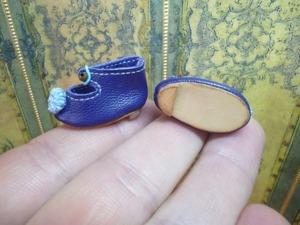Как сделать маленькую обувь для кукол. Ярмарка Мастеров - ручная работа, handmade.