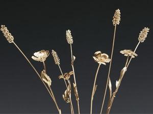 Золотые травы Лин Спроул. Ярмарка Мастеров - ручная работа, handmade.