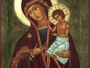 18 марта. Празднование Иконы Божией Матери, именуемой  «Воспитание». Ярмарка Мастеров - ручная работа, handmade.