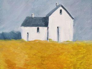Новая картина в магазине  «Дом на краю» . Ярмарка Мастеров - ручная работа, handmade.