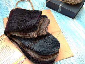 Новая коллекция: Экипаж -носки для настоящих мужчин!. Ярмарка Мастеров - ручная работа, handmade.