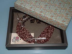 Как сделать красивую упаковку для украшений за 30 минут. Ярмарка Мастеров - ручная работа, handmade.