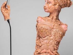 Любопытные и запутанные скульптуры австралийской художницы Фреи Джоббинс. Ярмарка Мастеров - ручная работа, handmade.