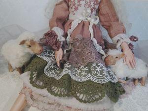 История Агнии или возвращение блудного кукольника. Ярмарка Мастеров - ручная работа, handmade.