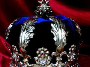 Людовик 15 — Коронация. Ярмарка Мастеров - ручная работа, handmade.