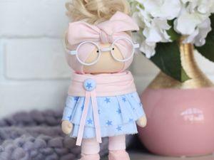 Обзор материалов для пошива тела кукол. Ярмарка Мастеров - ручная работа, handmade.