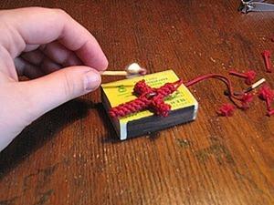 Плетем афонский крестик из сутажа. Ярмарка Мастеров - ручная работа, handmade.