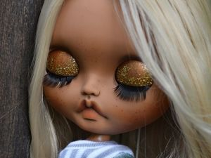 Ната. New Girl. Custom Blythe. Ярмарка Мастеров - ручная работа, handmade.