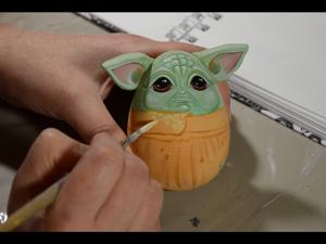 Малыш Йода своими руками. Ярмарка Мастеров - ручная работа, handmade.