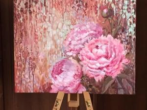 Последние дни 50% скидки! Картины с цветами для Вас!. Ярмарка Мастеров - ручная работа, handmade.