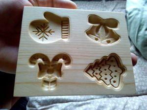 Как пользоваться пресс-формами и досками для печатного печения. Ярмарка Мастеров - ручная работа, handmade.