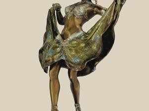 Бронзовые скульптуры Franz Bergmann. Ярмарка Мастеров - ручная работа, handmade.