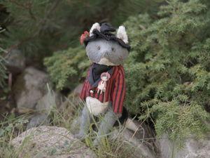 Сказка про Серого Волка и Красную Шапочку. Ярмарка Мастеров - ручная работа, handmade.