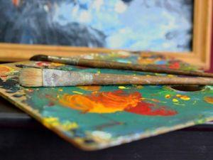 Lifehack для творчества: 25 советов начинающему художнику. Ярмарка Мастеров - ручная работа, handmade.