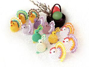 Пасха 2019 г.! Пасхальные курочки, кролики, мешочки!. Ярмарка Мастеров - ручная работа, handmade.