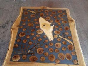 Цена снижена до 31 июля! Готовый стол в продаже!. Ярмарка Мастеров - ручная работа, handmade.