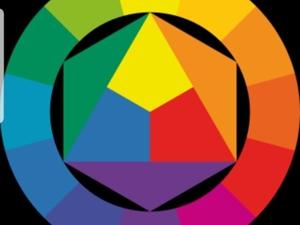 Цветовой круг Иттена. 5 способов сочетать цвета правильно. Ярмарка Мастеров - ручная работа, handmade.