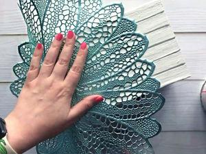 Шкатулка из картона своими руками. Ярмарка Мастеров - ручная работа, handmade.