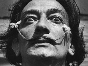 10 интересных фактов из жизни Сальвадора Дали. Ярмарка Мастеров - ручная работа, handmade.