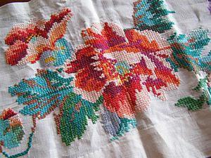 Как сохранить мамину вышивку. Ярмарка Мастеров - ручная работа, handmade.
