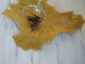 Ноябрьское рукоделие. Ярмарка Мастеров - ручная работа, handmade.