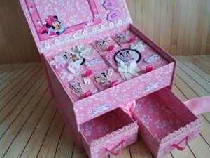 Мамины и папины сокровища для девочки. Ярмарка Мастеров - ручная работа, handmade.