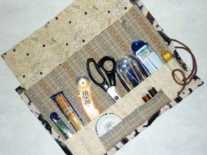 Красивые и удобные органайзеры для рукоделия. Ярмарка Мастеров - ручная работа, handmade.