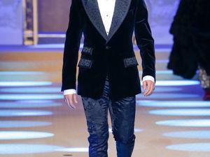 Впереди планеты всей. Мужская коллекция Dolce Gabbana осень-зима 2018-2019. Часть 2. Ярмарка Мастеров - ручная работа, handmade.