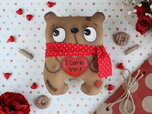 12 идей подарков своими руками ко Дню всех влюбленных + романтичные сюрпризы на каждый день. Ярмарка Мастеров - ручная работа, handmade.