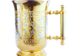 Пивная кружка  «Большая» . Златоуст z800. Ярмарка Мастеров - ручная работа, handmade.