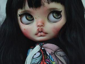 ЛоЛо. New Doll. Blythe Custom. Ярмарка Мастеров - ручная работа, handmade.