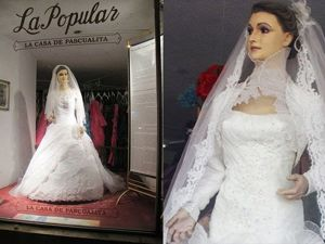 Ла Паскуалита — труп невесты или качественный манекен?. Ярмарка Мастеров - ручная работа, handmade.