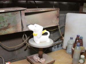 Мастер-класс по росписи фарфорового чайника. Часть 5: аэрограф. Ярмарка Мастеров - ручная работа, handmade.