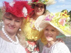 Шляпный карнавал ,Парад Шапо в Сокольниках. Ярмарка Мастеров - ручная работа, handmade.
