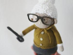 Бабушка надвое связала: как творческий проект из Санкт-Петербурга покоряет сердца умилительными игрушками (броненосец Росс особенно хорош). Ярмарка Мастеров - ручная работа, handmade.