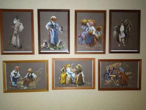 Благодарю Сергея Шилова за создание коллекции. Ярмарка Мастеров - ручная работа, handmade.