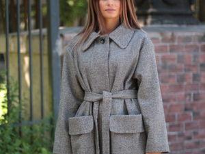 Пальто со скидкой 40%. Ярмарка Мастеров - ручная работа, handmade.