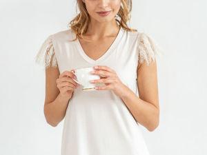 Новый конкурс коллекций  «Утро. Кофе. Я в пижаме» !. Ярмарка Мастеров - ручная работа, handmade.