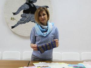 Тестирование материалов с Мариной Журавлевой — кашемир, ангора, мохер, 14-микронный меринос. Ярмарка Мастеров - ручная работа, handmade.