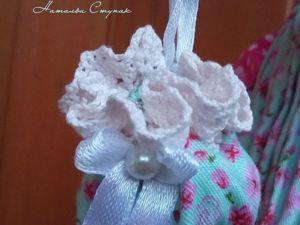 Мастер-класс: создаем сумочку-мешочек для куклы. Ярмарка Мастеров - ручная работа, handmade.