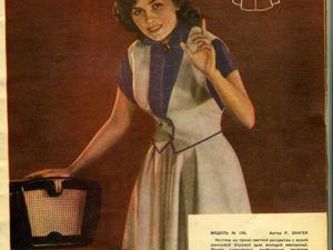 Послевоенная женская мода в фотографиях. Ярмарка Мастеров - ручная работа, handmade.