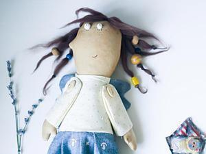 Шьем ароматизированную куклу «Лето, прощай!». Ярмарка Мастеров - ручная работа, handmade.