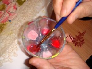 Роспись по трикотажу в трафаретной технике. Часть 3: техника росписи «прямой трафарет». Ярмарка Мастеров - ручная работа, handmade.