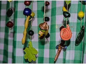 Как легко сделать люстру или украшение для интерьера своими руками. Ярмарка Мастеров - ручная работа, handmade.