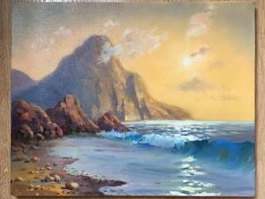 Морской пейзаж это стильный подарок!. Ярмарка Мастеров - ручная работа, handmade.