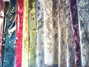 Плюш винтажный двух видов. Ярмарка Мастеров - ручная работа, handmade.