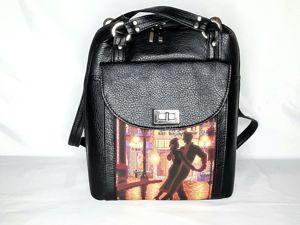 Видеообзор сумки-рюкзака  «Ракушка». Ярмарка Мастеров - ручная работа, handmade.
