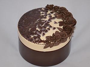 Шкатулка-тортик. Ярмарка Мастеров - ручная работа, handmade.