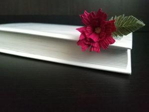 Делаем цветочек из гофрированной бумаги. Ярмарка Мастеров - ручная работа, handmade.